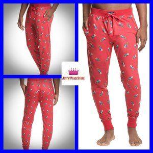 Men's Ralph Lauren Polo Bear Jogger Pajamas Pants
